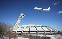 olimpijski Montreal stadium Zdjęcie Stock