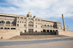 Olimpijski park w Barcelona Obrazy Royalty Free