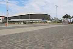 Olimpijski park Rio 2016 przekształcać w czasu wolnego terenu b Obraz Royalty Free