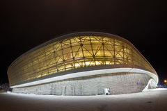 OLIMPIJSKI park, SOCHI, ROSJA - OKOŁO MARZEC 2015 Zdjęcie Stock