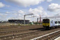 olimpijski stadium Obraz Stock