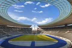 Olimpijski stadium w Berlin Fotografia Royalty Free