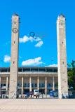 Olimpijski stadium w Berlin fotografia stock