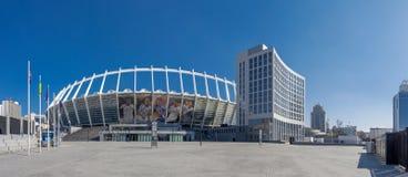 Olimpiyskiy stadium w Kyiv Obraz Stock