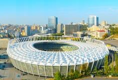 Olimpyc Stadium. Kiev, Ukraine Stock Photography