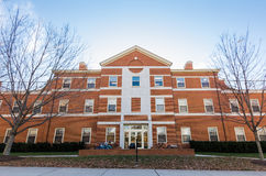 Olin Physical Laboratory at WFU Royalty Free Stock Images