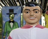 Olinda Carnival Festival imagens de stock
