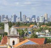 Olinda e Recife Imagem de Stock