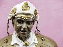Olinda Giant Carnival Masks fotos de stock royalty free