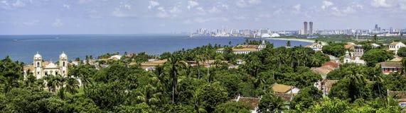 Olinda och Recife Arkivfoton