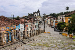Olinda Pernambuco Royalty Free Stock Image
