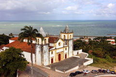 Olinda - Pernambuco - BRAZIL Royalty Free Stock Photo