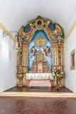 Olinda, Pernambuco, Brazilië - juli, 2018: Kathedraal Alto da Se stock foto's