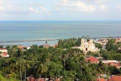 Olinda - Pernambuco - el BRASIL Fotografía de archivo libre de regalías