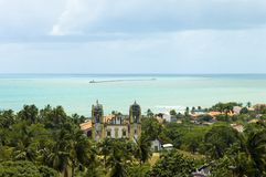 Olinda - Recife Royalty Free Stock Images