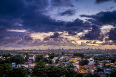 Olinda and Recife Stock Images