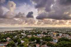 Olinda and Recife Stock Image