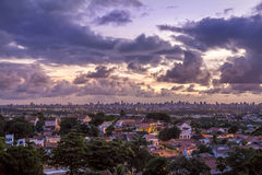 Olinda and Recife Royalty Free Stock Images