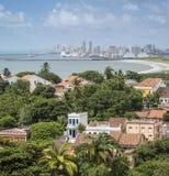 Olinda und Recife Stockfotografie