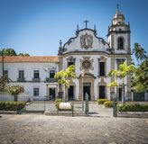 Olinda w PE, Brazylia obraz royalty free