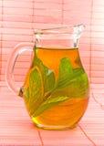 Olio aromatico Fotografia Stock