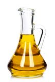 Olio d'oliva vergine. Fotografie Stock Libere da Diritti