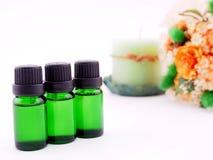 Olio dell'aroma Fotografia Stock
