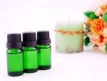 Olio dell'aroma Immagini Stock