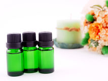 Olio dell'aroma Fotografie Stock Libere da Diritti