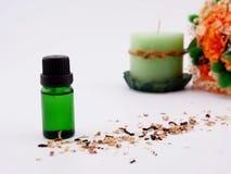 Olio dell'aroma Fotografie Stock