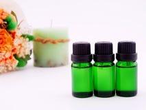 Olio dell'aroma Immagini Stock Libere da Diritti