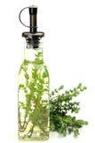 Olio dell'erba Immagine Stock