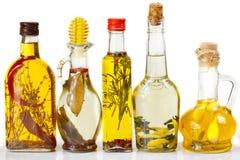 Olio di oliva. Fotografia Stock