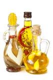 Olio di oliva aromatico. Immagine Stock Libera da Diritti