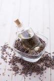 Olio essenziale dell'aroma Immagini Stock