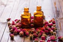 Olio essenziale dell'aroma Immagini Stock Libere da Diritti