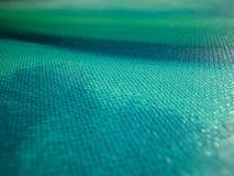 Olio sul particolare di struttura della tela di canapa Fotografie Stock Libere da Diritti