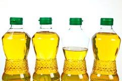 Olio vegetale immagine stock