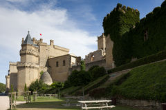 Olite castle Stock Photo