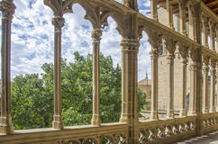 Olite Castle, Navarre Stock Photos
