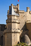Olite, Navarra, Spain Stock Image