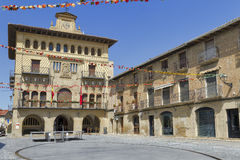 Olite, Navarra, Spain Royalty Free Stock Photography