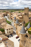 Olite, Navarra, Spain Royalty Free Stock Image
