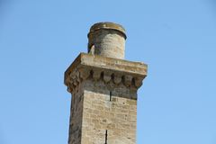 Olite village,Navarre, Spain Royalty Free Stock Photography