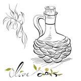 Olive illustration de vecteur