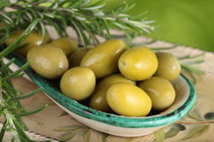 Olive Royalty Free Stock Images