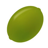 Olive. Illustration for Olive Stock Illustration