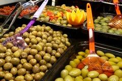 Olive Bar immagine stock libera da diritti