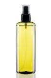 Olive body oil Stock Image