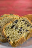 Olive Bread Royalty Free Stock Photos